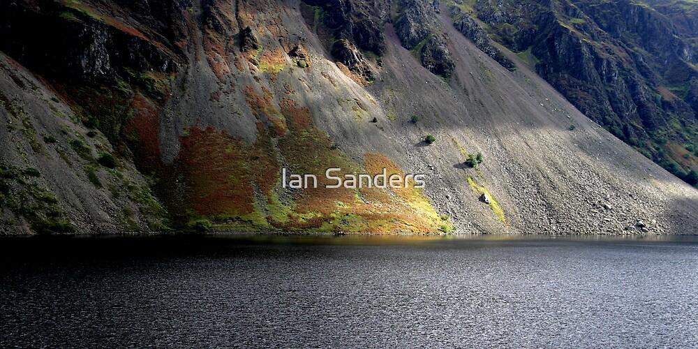 Wastwater Screes by Ian Sanders