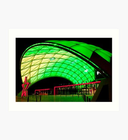 Adelaide Entertainment Centre 1 Art Print