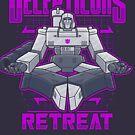 Rückzug der Decepticons von Adho1982