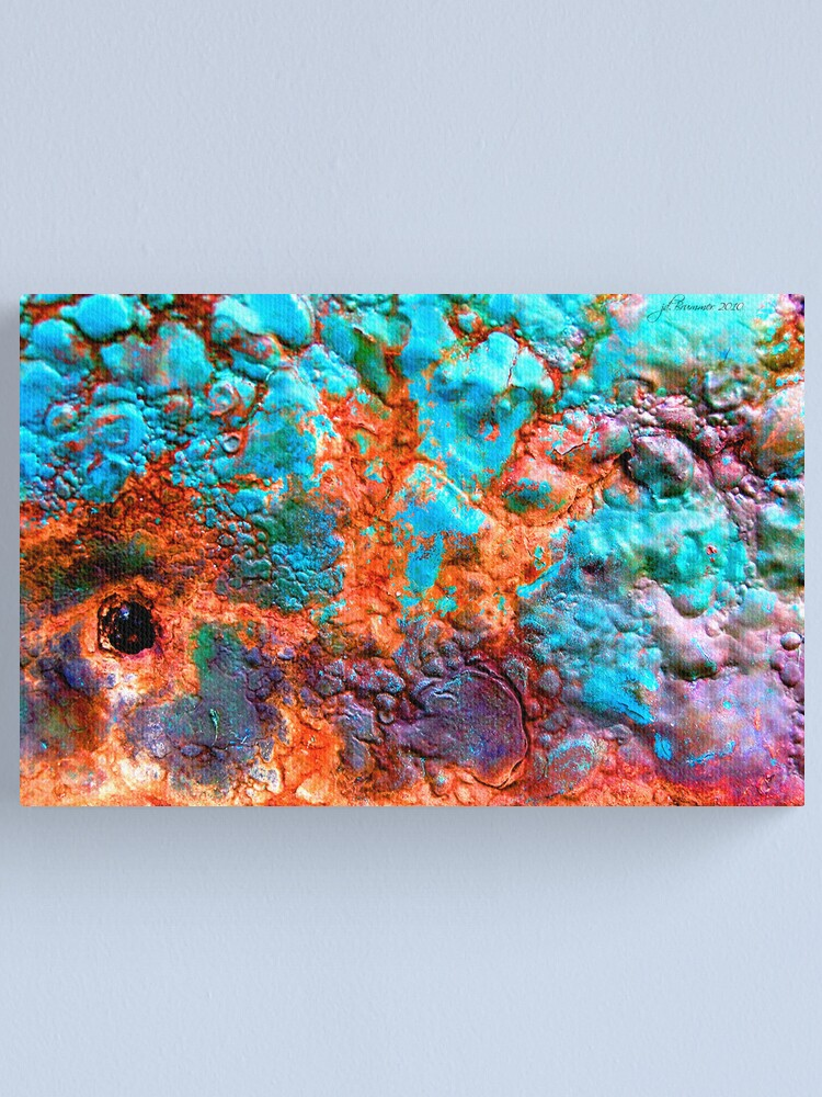 Alternate view of The Sea Dragon Canvas Print