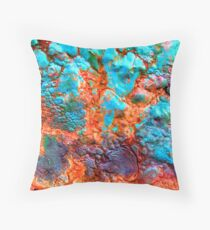 The Sea Dragon Throw Pillow
