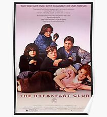 the breakfast  Poster