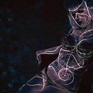 Electric Lady by David Atkinson