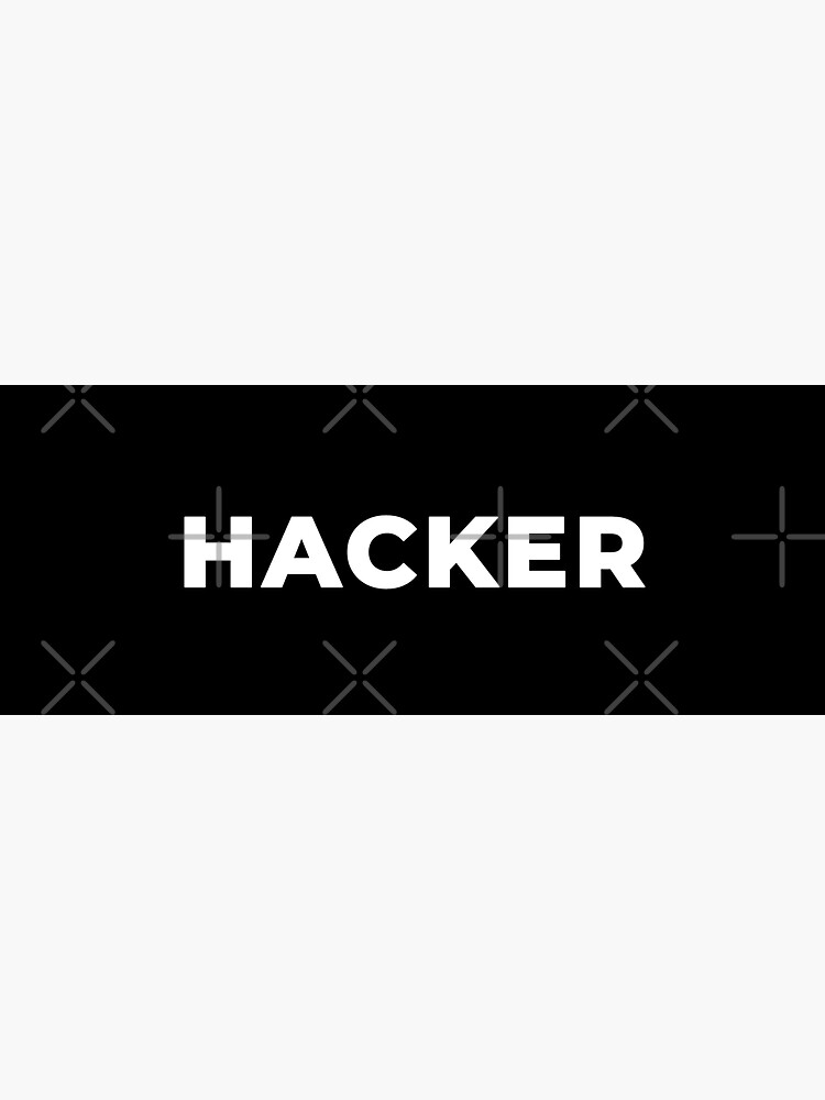 Hacker by developer-gifts