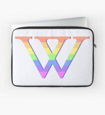 Funda para portátil Orgullo gay de Wellesley