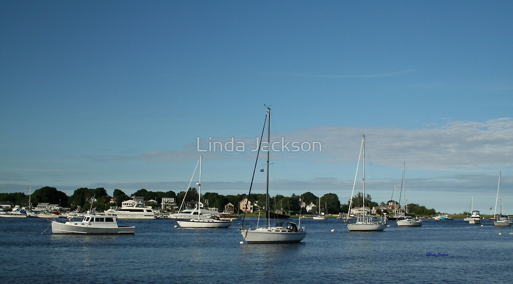 Summer Dreaming! by Linda Jackson