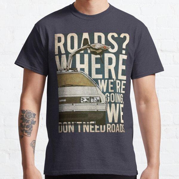 Regreso al futuro Camiseta clásica