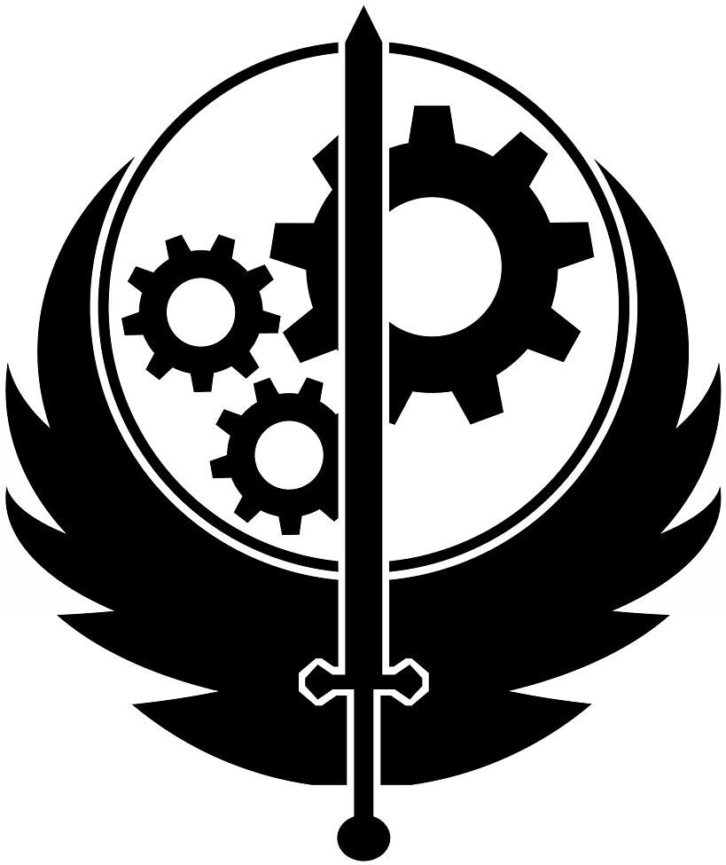 brotherhood logo by ironhawk213