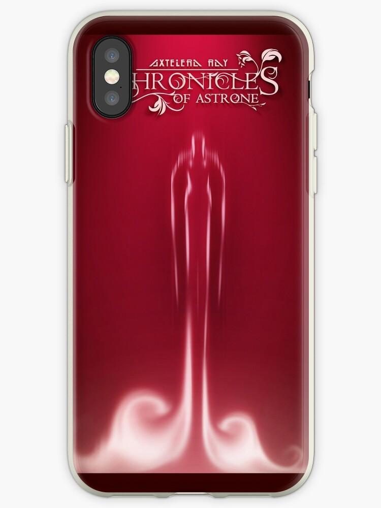 Axtelera Ray - Red Phone Cases & Skins by AxteleraRay