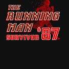 The Running Man Survivor 87 by PlatinumBastard