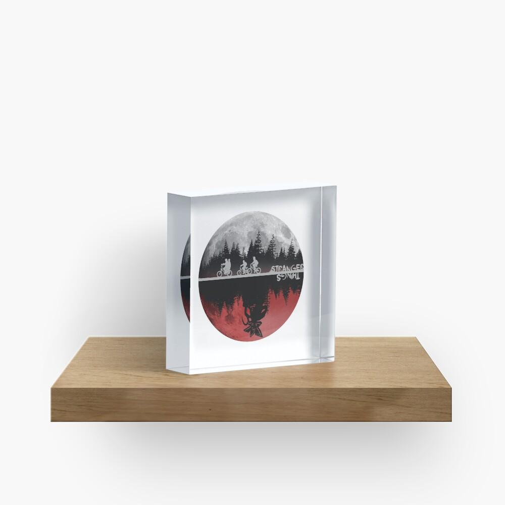 Stranger Things Acrylic Block
