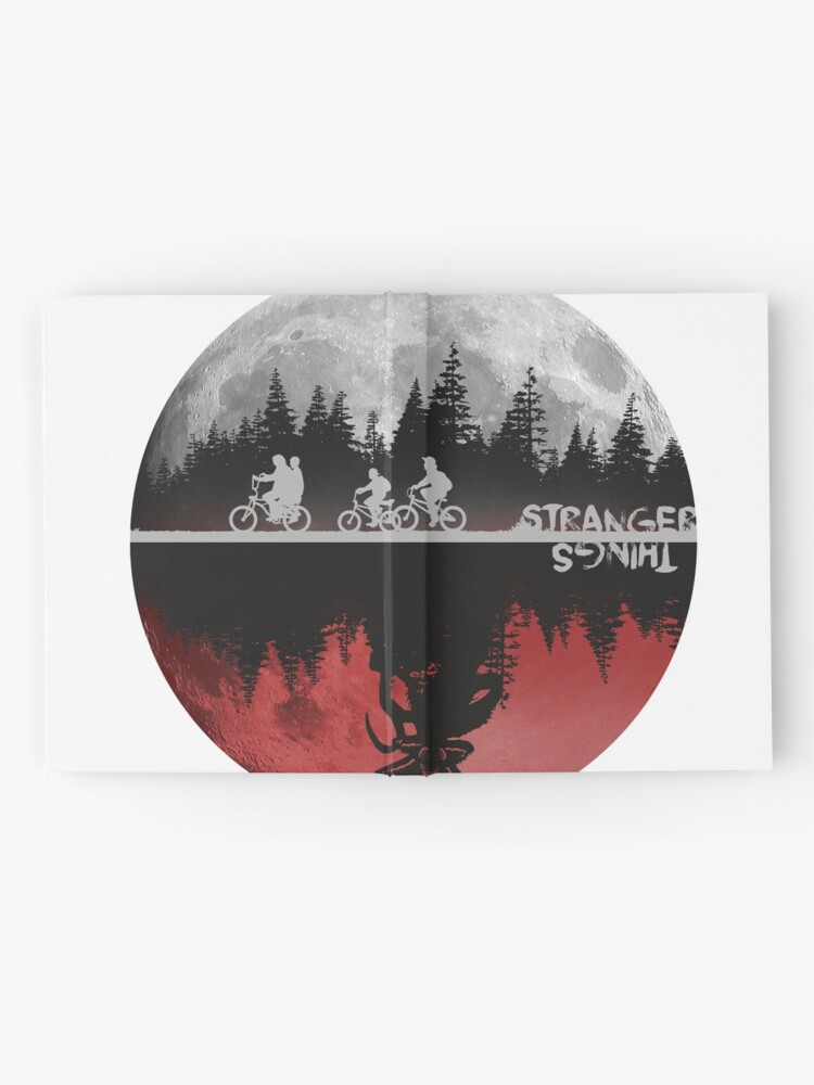 Alternate view of Stranger Things Hardcover Journal
