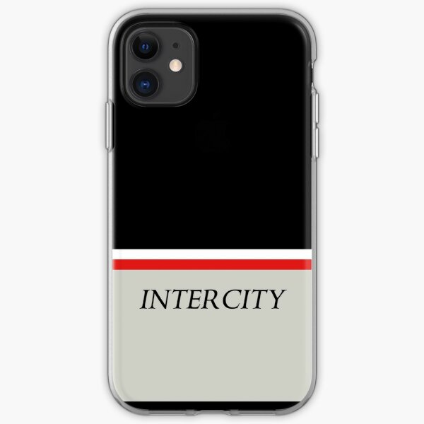 Intercity iPhone Soft Case