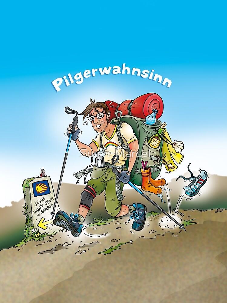 Pilgerwahnsinn von Swen-Marcel