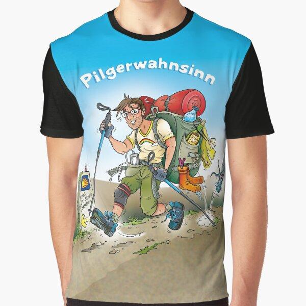 Pilgerwahnsinn Grafik T-Shirt