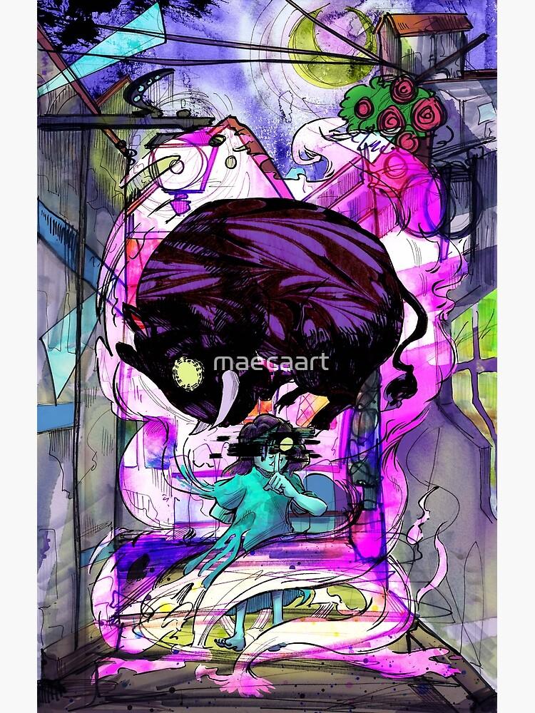 Rothko - Anomalies by maecaart