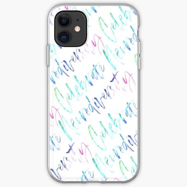 Celebrate Neurodiversity iPhone Soft Case