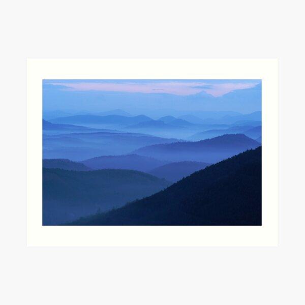 Vosges du Nord Impression artistique