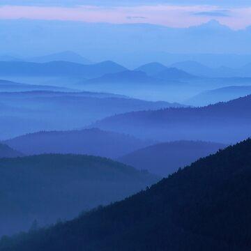 «Vosges du Nord» par Isenmann