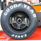 Senna McLaren wheel by Tom Gregory