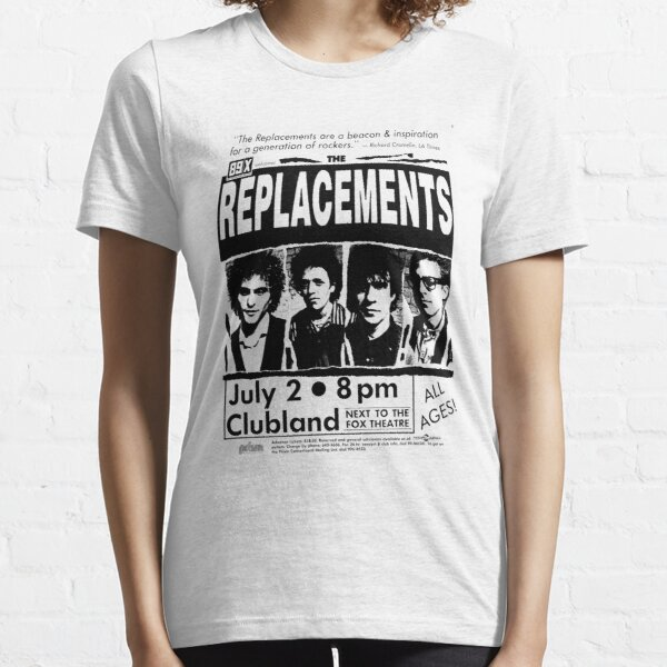 The Replacements Vintage Classic Concert Detroit Windsor Essential T-Shirt