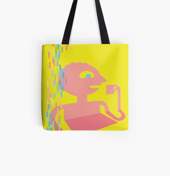 PRISMO THE WISH MASTER All Over Print Tote Bag