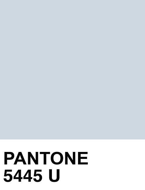PANTONE 5445 U by AbstractCreatur