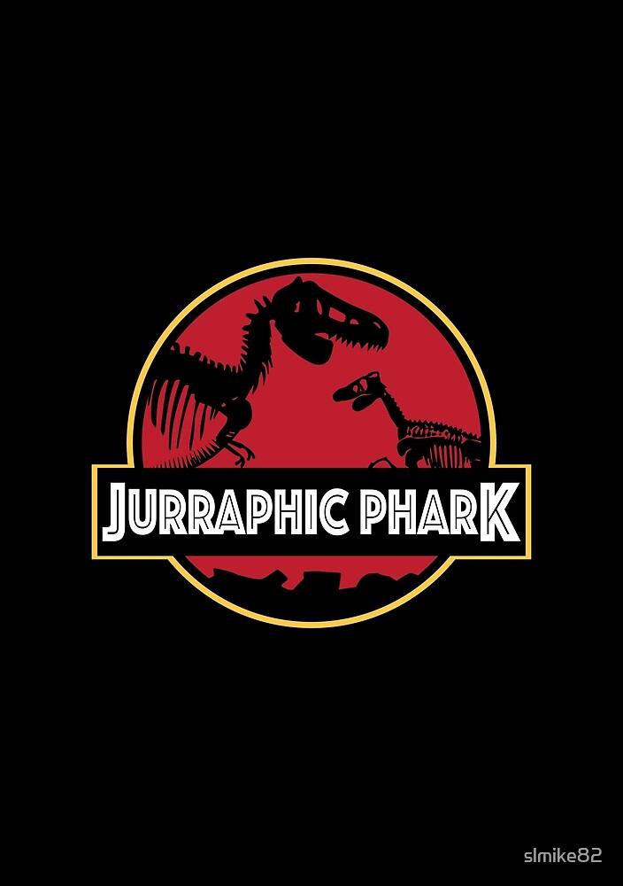 Jurraphic Phark by slmike82