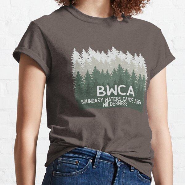 Boundary Waters Canoe Area Classic T-Shirt