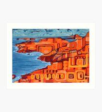 Clifden Bay (Connemara, County Galway, Ireland) Art Print