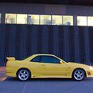 Banana car by GoldZilla