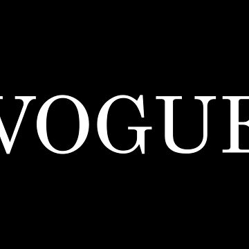 VOGUE by TheArtism