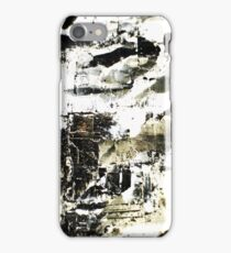 Angry Metal (Galena) iPhone Case/Skin