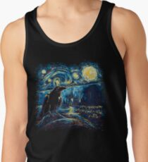 Starry Night's Watch Tank Top