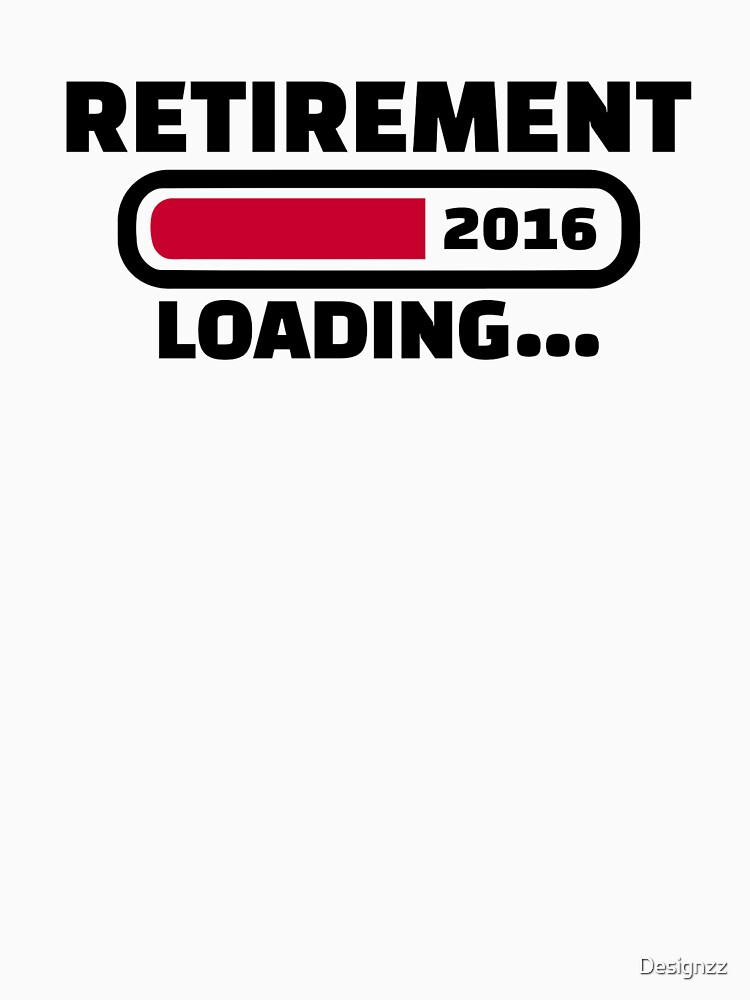 Retirement 2016 by Designzz