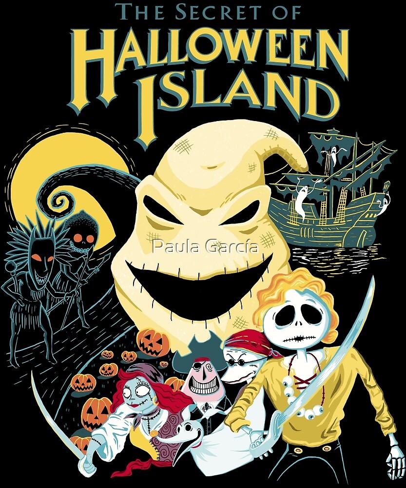 The Secret of Halloween Island by Paula García
