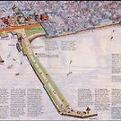 «Salem Massachusetts National Historic Sites and Wharves» de BravuraMedia