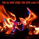 Fire In Your Spirit by Gail Bridger