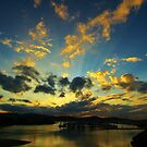 Marina Sunset by Rocksolidphil