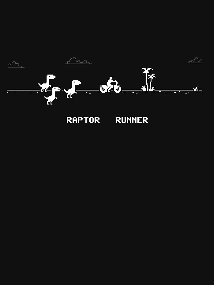 Raptor Runner by worksofheart