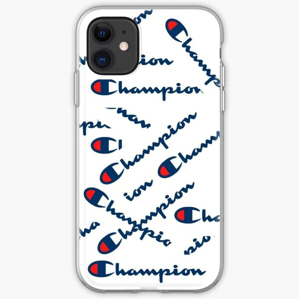 champion sport iPhone Soft Case