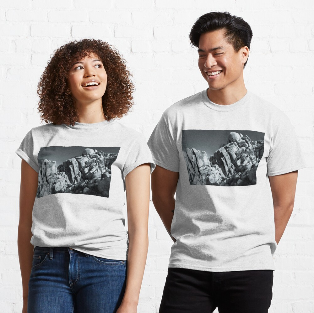 Big Rock Joshua Tree 5793 Classic T-Shirt