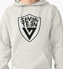 SEVENTEEN 17 Logo Pullover Hoodie