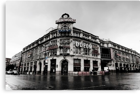 Printworks, Manchester by dlsmith