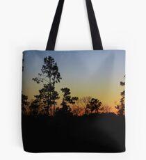 South Carolina Sunset Tote Bag
