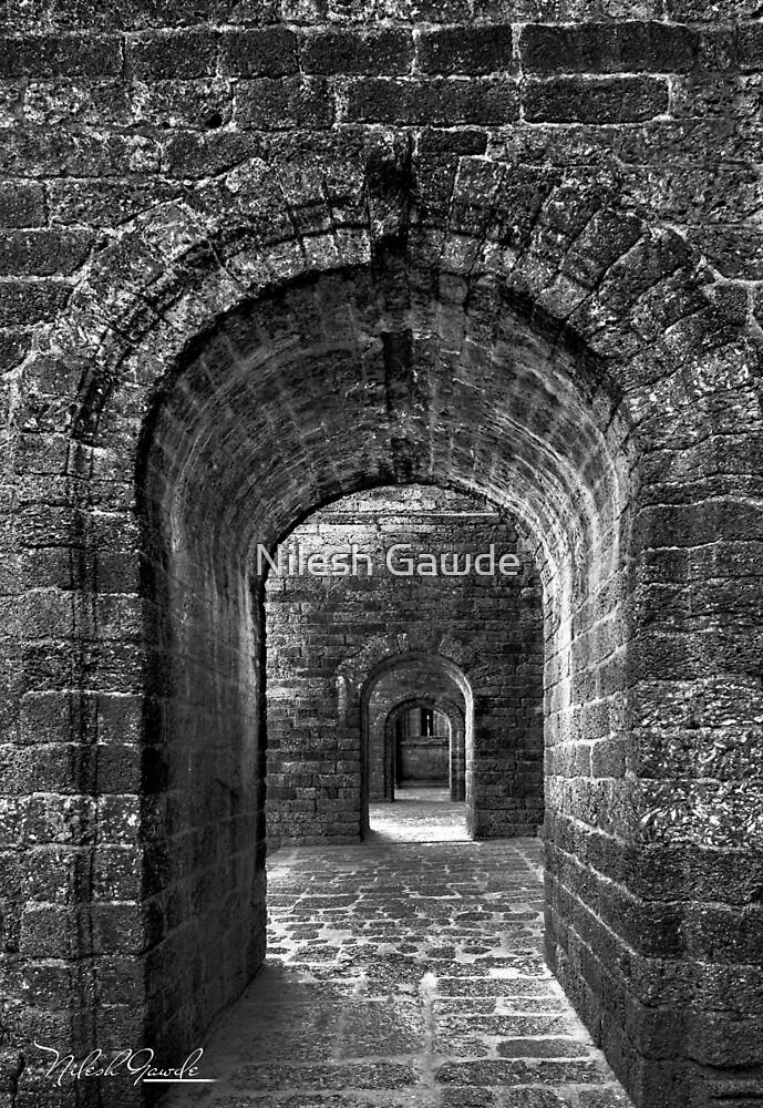 arches by Nilesh Gawde