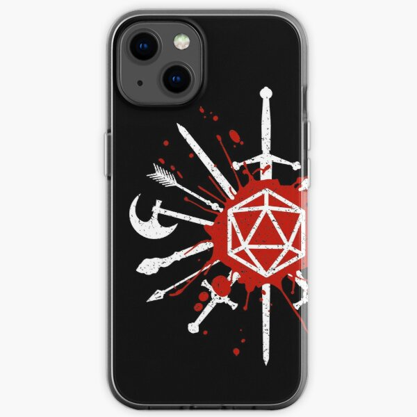 Choose your weapon iPhone Soft Case