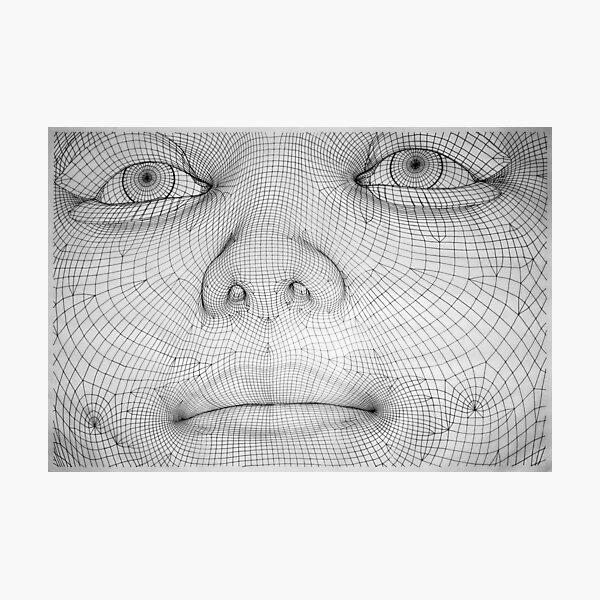 Fabrification of Reality Photographic Print