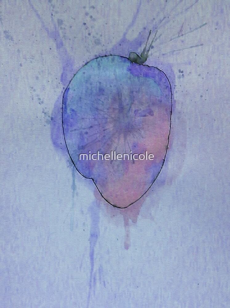 Mango- Purple by michellenicole