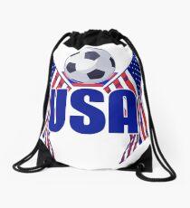 USA Fußball Rucksackbeutel